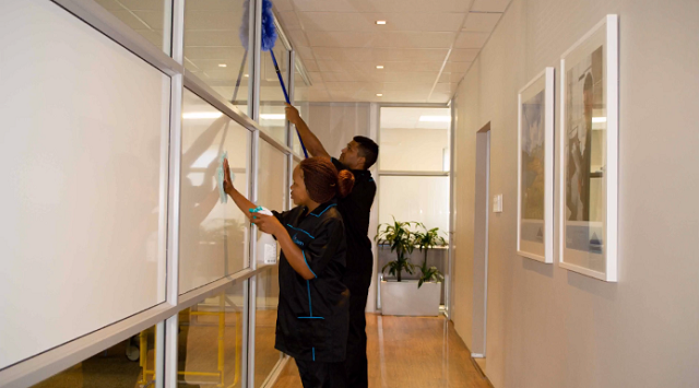 commercial cleaning company in Las Vegas, NV